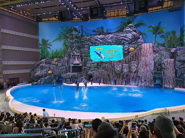 中國廣東省長隆海洋王國:海豚劇場 (3).jpg
