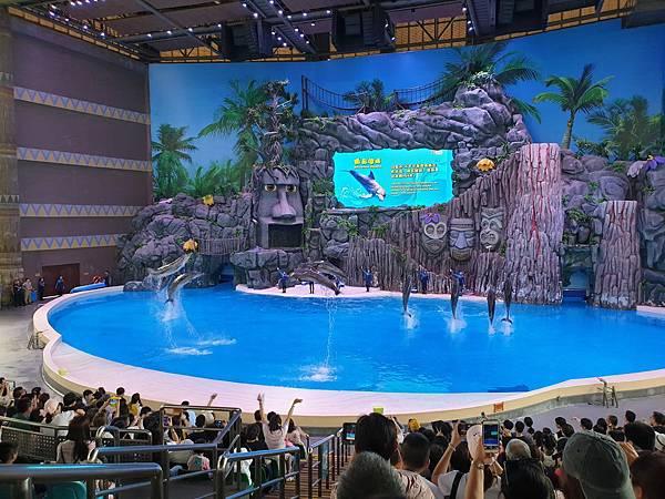 中國廣東省長隆海洋王國:海豚劇場 (2).jpg