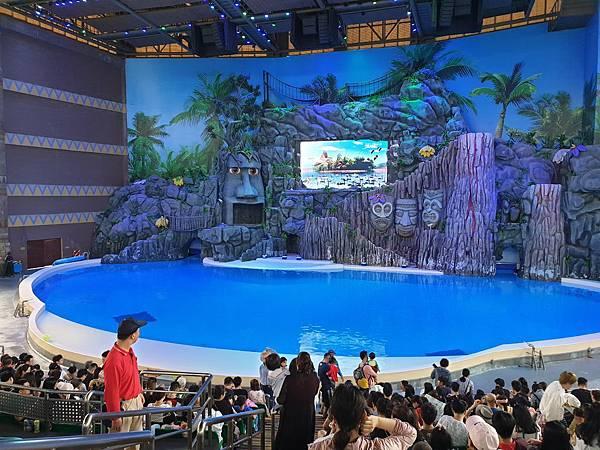 中國廣東省長隆海洋王國:海豚劇場 (24).jpg