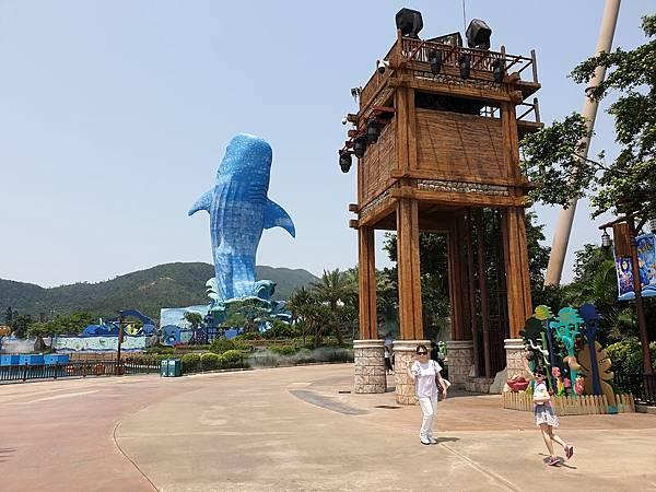 中國廣東省長隆海洋王國:橫琴海 (30).jpg