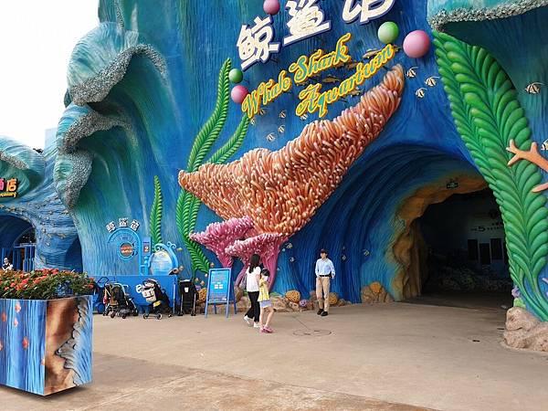 中國廣東省長隆海洋王國:鯨鯊館 (22).jpg