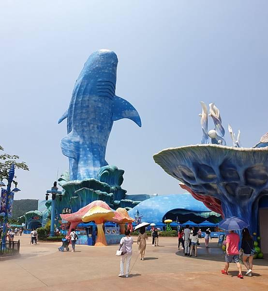 中國廣東省長隆海洋王國:鯨鯊館 (27).jpg