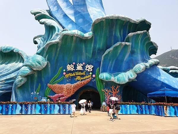 中國廣東省長隆海洋王國:鯨鯊館 (30).jpg