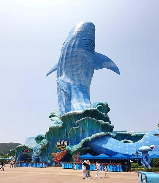 中國廣東省長隆海洋王國:鯨鯊館 (29).jpg
