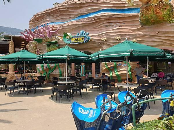 中國廣東省長隆海洋王國:海洋大街餐廳 (16).jpg