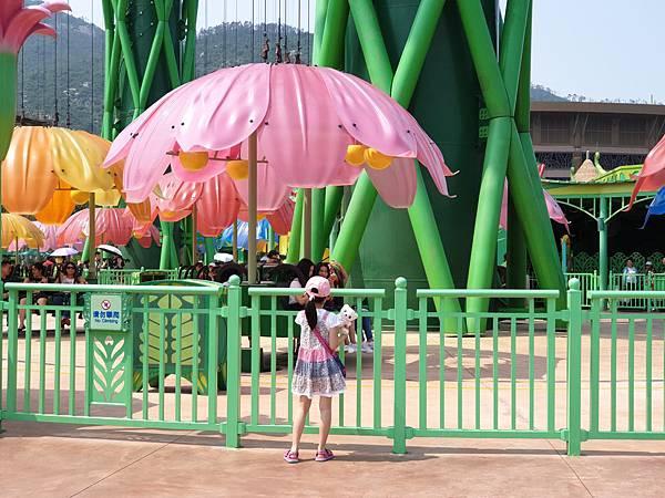 中國廣東省長隆海洋王國:雨林飛翔 (6).jpg