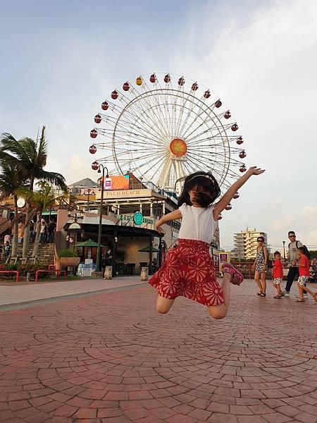 亞亞的沖繩摩天輪JUMP! (10).jpg