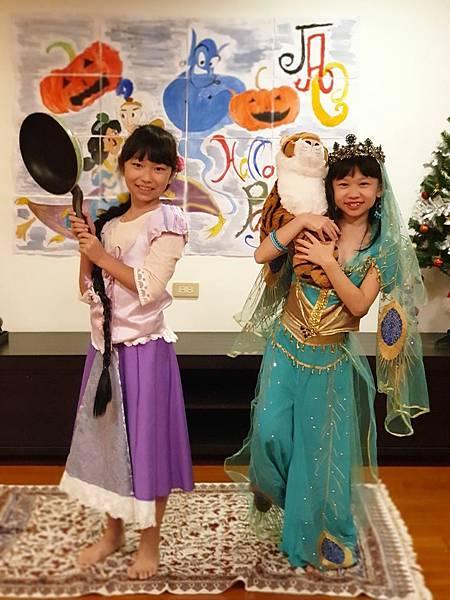 亞亞的2019萬聖節party (21).jpg