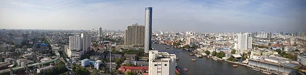 泰國曼谷Millennium Hilton Bangkok:TWIN PREMIUM ROOM (34).jpg