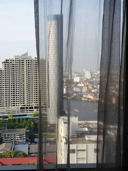 泰國曼谷Millennium Hilton Bangkok:TWIN PREMIUM ROOM (43).jpg