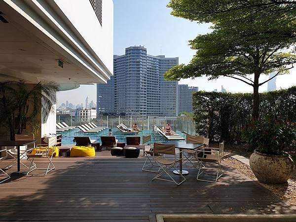 泰國曼谷Millennium Hilton Bangkok:SPA+泳池 (1).jpg