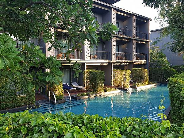 泰國華欣Hua Hin Marriott Resort %26; Spa:泳池 (1).jpg