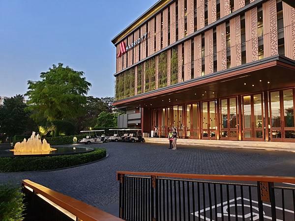 泰國華欣Hua Hin Marriott Resort %26; Spa:外觀 (1).jpg