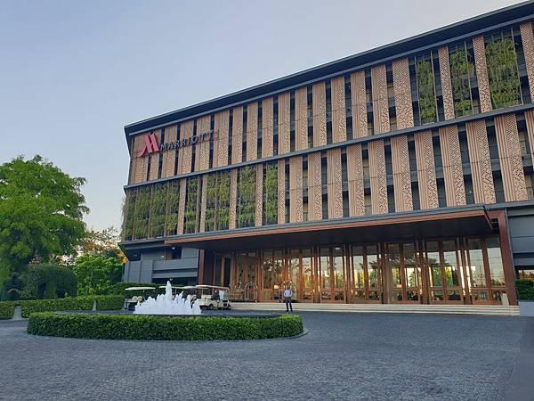 泰國華欣Hua Hin Marriott Resort %26; Spa:外觀 (2).jpg