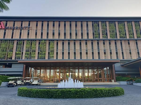 泰國華欣Hua Hin Marriott Resort %26; Spa:外觀 (3).jpg