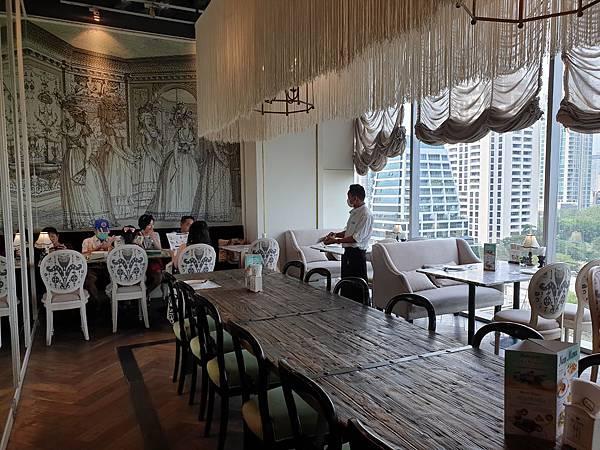 泰國曼谷CENTRAL EMBASSY:Audrey Cafe Glamour (8).jpg