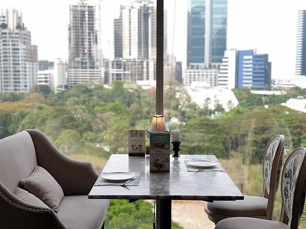 泰國曼谷CENTRAL EMBASSY:Audrey Cafe Glamour (5).jpg