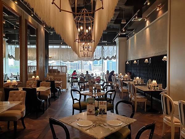 泰國曼谷CENTRAL EMBASSY:Audrey Cafe Glamour (12).jpg