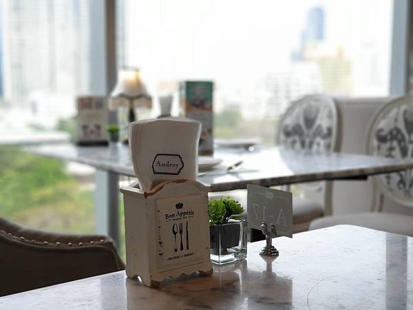 泰國曼谷CENTRAL EMBASSY:Audrey Cafe Glamour (19).jpg