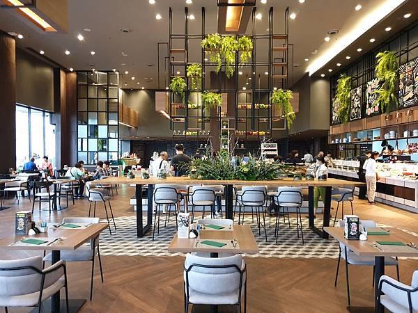 泰國曼谷AVANI Sukhumvit Bangkok:Greenhouse Restaurant %26; Terrace (33).jpg