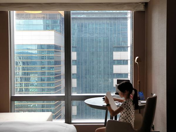 台北縣板橋市臺北新板希爾頓酒店:希爾頓客房 (26).jpg