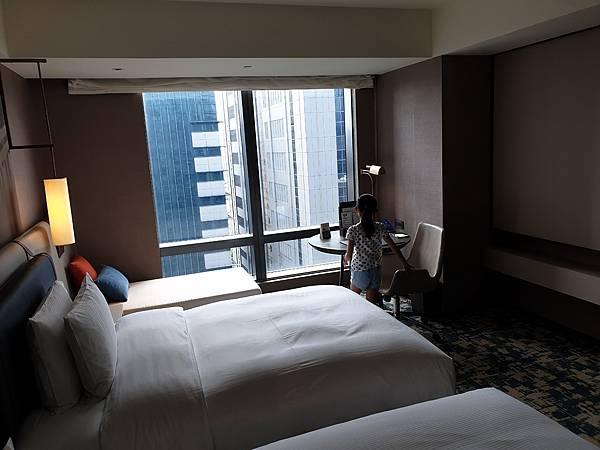 台北縣板橋市臺北新板希爾頓酒店:希爾頓客房 (35).jpg