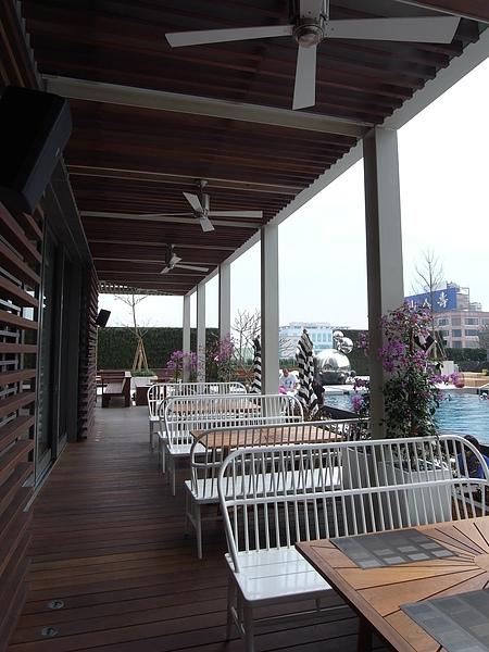 台北市W Taipei:The Kitchen Table西餐廳2.JPG