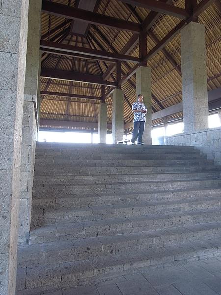 峇里島BVLGARI金巴蘭Lobby (12).JPG
