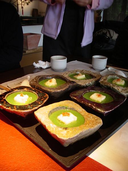 台北縣新店市大山無價餐廳餐點2.JPG