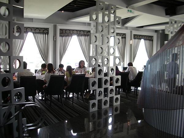 桃園縣蘆竹鄉風車的故鄉三樓餐廳內景.JPG