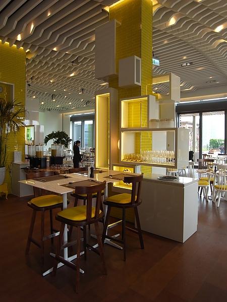 台北市W Taipei:The Kitchen Table西餐廳2 (12).JPG