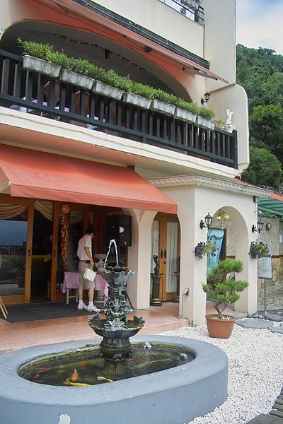 台北市夜濤紗陽明山景觀餐廳噴泉特寫.jpg