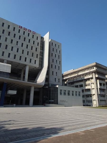 桃園縣中壢市元智大學遠東有痒通訊大樓與鄰近大樓.JPG