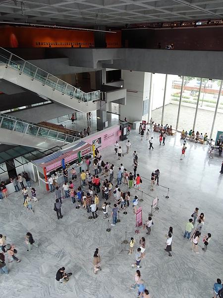 台北市美術館大廳.JPG
