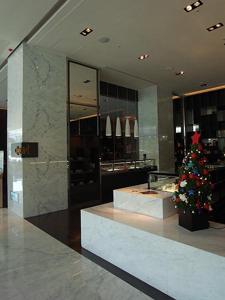 台北市台北寒舍艾美酒店:巧克光廊 (6).JPG
