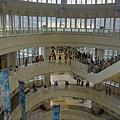 高雄市夢時代購物中心試營運蛋的空間俯視.jpg