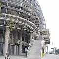 台中市逢甲大學體育館球體造型特寫.jpg