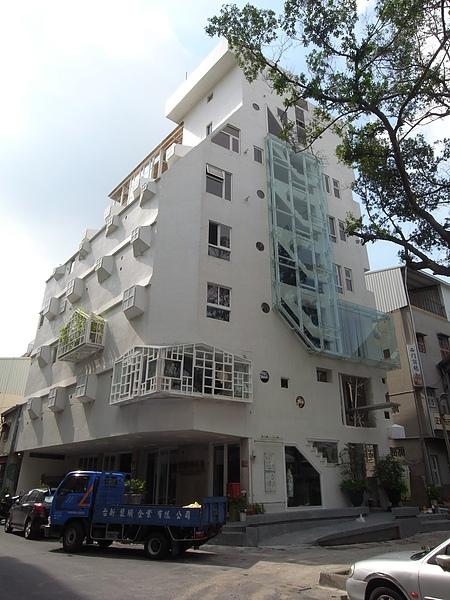 台南市佳佳西市場旅店2 (15).JPG