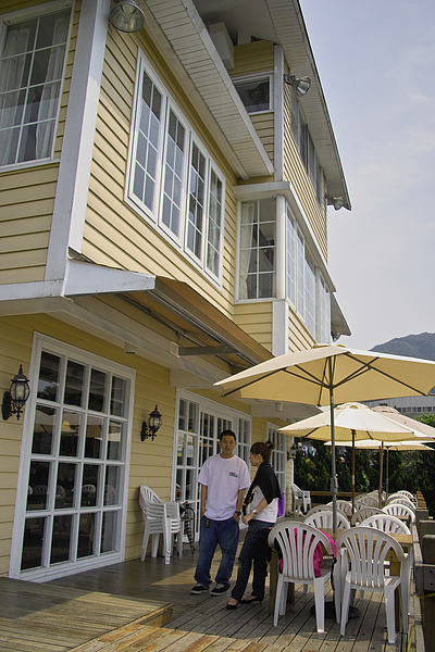台北北投發現花園餐廳建築近景.jpg
