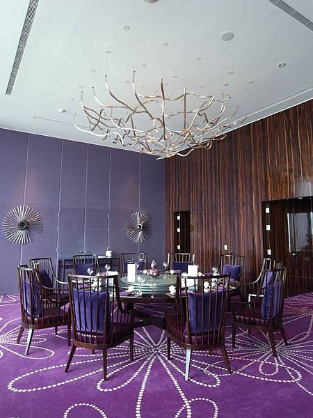 台北市W Taipei:紫艷中餐廳2.JPG