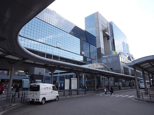 日本京都府京都市車站 (2).JPG