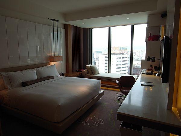 台北市W Taipei:Fabulous Guest Room (4).JPG