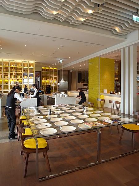 台北市W Taipei:The Kitchen Table西餐廳2 (3).JPG