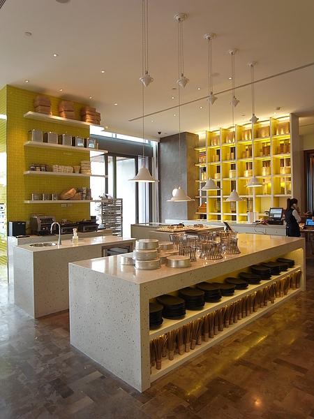 台北市W Taipei:The Kitchen Table西餐廳2 (10).JPG