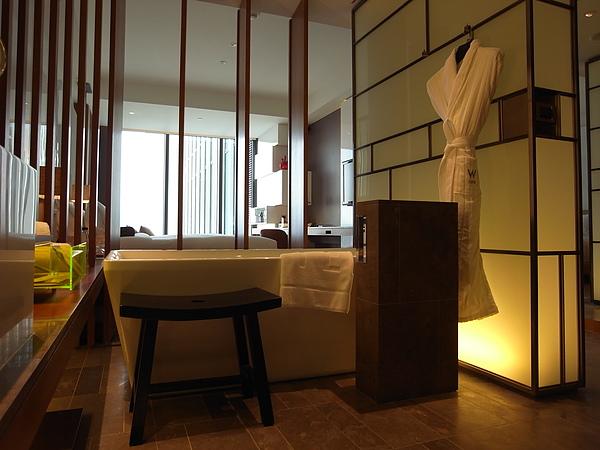 台北市W Taipei:Fabulous Guest Room (27).JPG