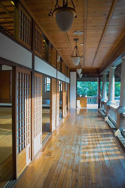 北投溫泉博物館走廊.jpg