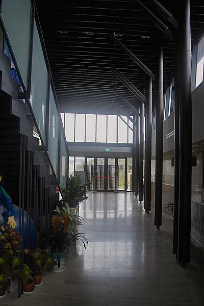 台南縣大內鄉南瀛天文教育園區天文觀測館內裝2.jpg