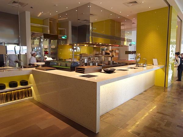 台北市W Taipei:The Kitchen Table西餐廳2 (7).JPG