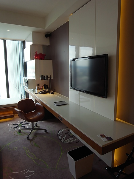 台北市W Taipei:Fabulous Guest Room (15).JPG