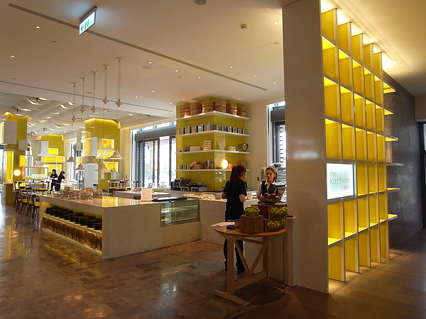 台北市W Taipei:The Kitchen Table西餐廳2 (6).JPG